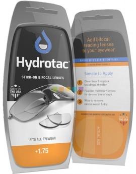 Hydrotac Bifocal Lenses + 1.75
