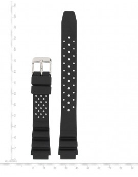 Momentum Hyper Natural Rubber Watch Strap 14mm