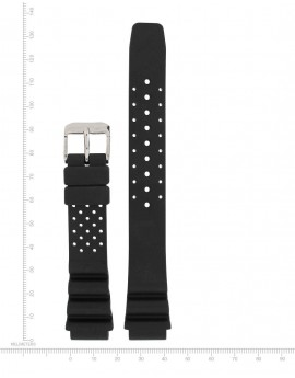Momentum Hyper Natural Rubber Watch Strap 16mm