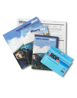 PADI Ultimate Open Water Crewpak with eRDPML