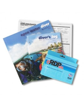 PADI Open Water Diver Kit with eRDPML