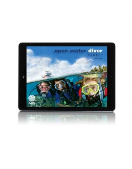 PADI eLearning Open Water Touch