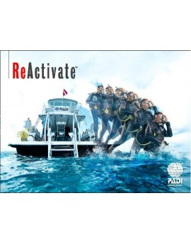 PADI eLearning ReActivate Touch