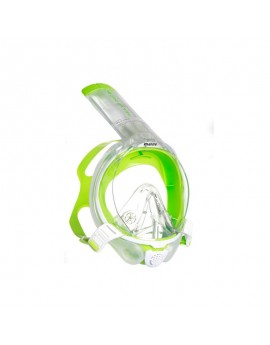 Mares Sea Vu Dry R+ S/M Volgelaat Snorkelmasker