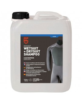 GearAid by McNett Revivex 5 liter Wetsuit and Drysuit Shampoo