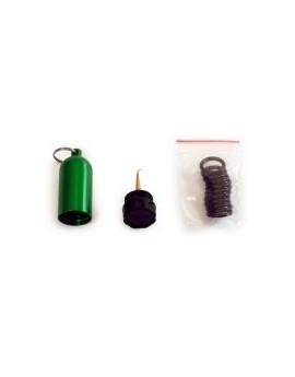 Mini Cilinder + Viton Fles O-Ringen