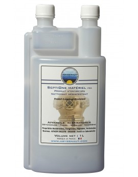 Abyssnaut SeptiOne Material Pro Oxygen 1L