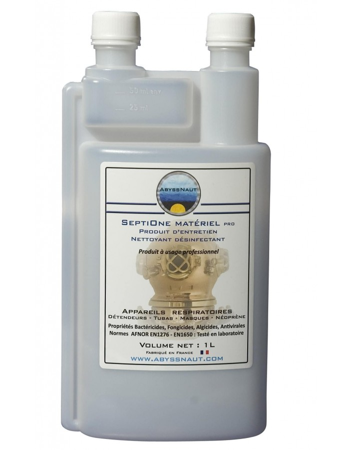 Abyssnaut SeptiOne Material Pro Oxygen1L