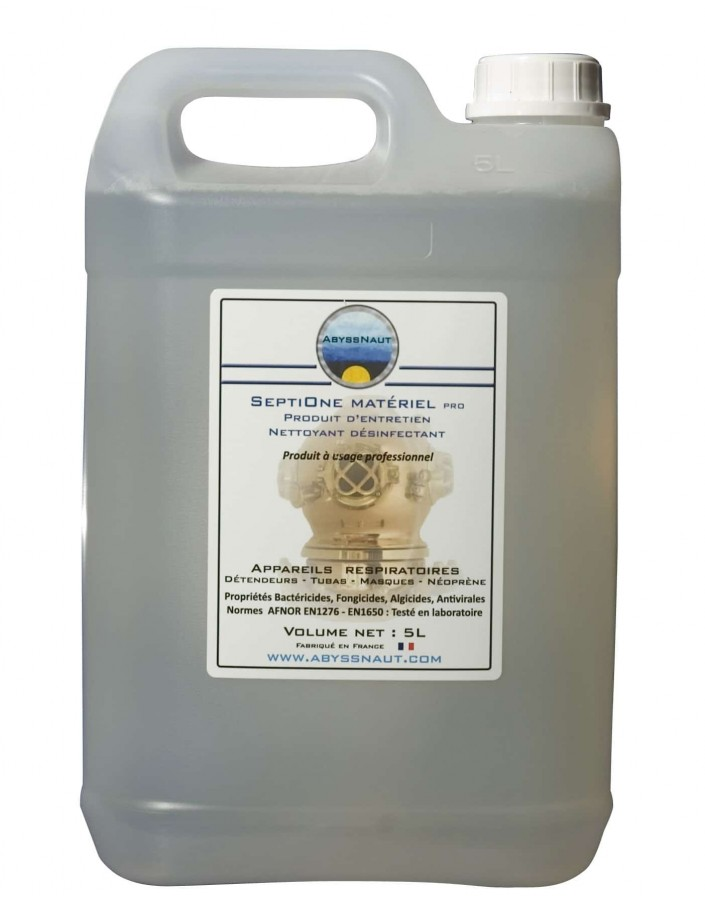 Abyssnaut SeptiOne Material Pro Oxygen 5L