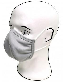 3 x iQ Classic Masks Grey