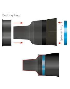 Spanner Ring with Liner
