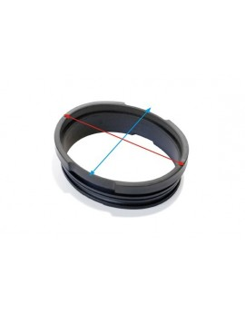 Antares Oval Stiff Ring