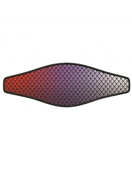 EZ Strap-Wrapper Fish Scales Red
