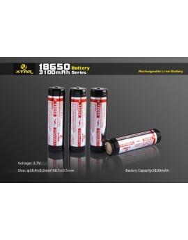 Xtar 18650 Batterij