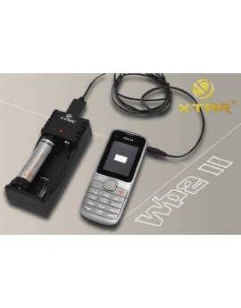 Xtar WP2 Intelligente Lader