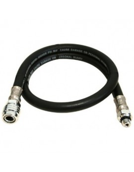 "Neo Rubber BCD Inflator Hose 3/8"" UNF"