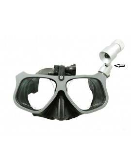 10 Bar Dive Mask LED