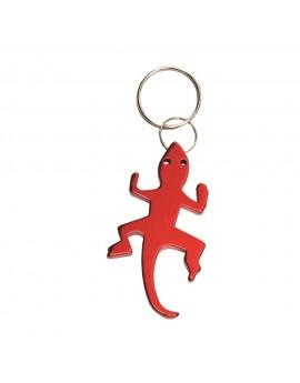 Key Chain Bottle Opener Lizard