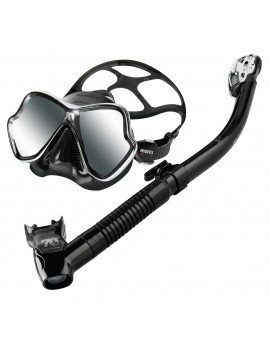 Mares Snorkel Set X-Vision LS Dry 70 Years Limited Edition