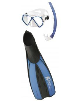 Mares Challenge Zephir Snorkel Set