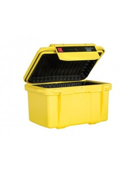 UK UltraBox 406 Padded Yellow