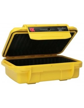 UK UltraBox 207 Padded Yellow