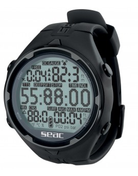 Seac Action HR Dive Computer Watch
