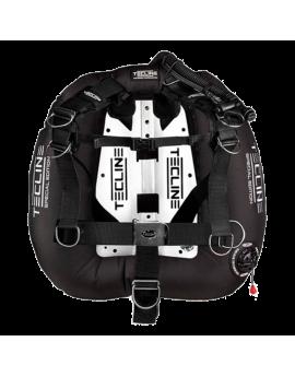 TecLine Donut 22 SE + Comfort Harness Zwart