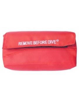 Remove Before Dive Masker Bag