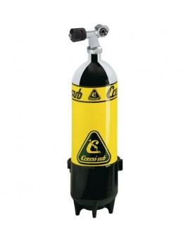 Cressi Duikfles 5 Liter Monokraan 232 Bar