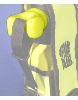 Spare Air Yellow Mouthpiece Cover SA04711YEL