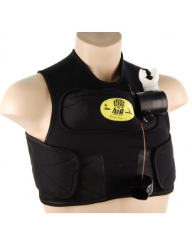 Spare Air Neoprene Vest with Mouthpiece Cover