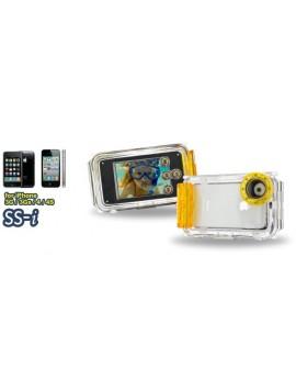 SeaShell SS-i Behuizing voor iPhone 3/3Gs/4/4s met SS-Light Set