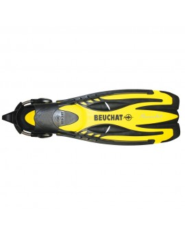 Beuchat PowerJet with Spring Straps