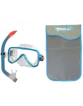Beuchat Snorkeling Set Oceo Purge Senior