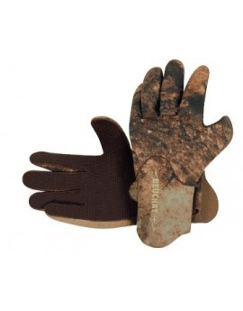 Beuchat Rocksea Gloves 2mm Trigocamo