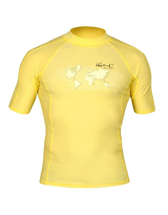 iQ UV 300 Shirt Watersport Ocean