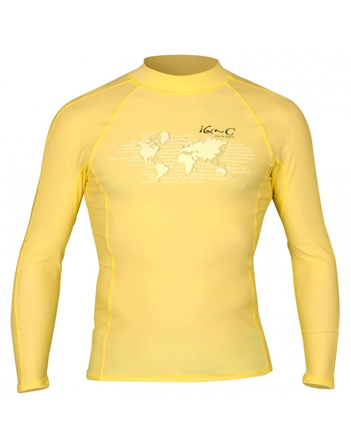 iQ UV 300 Shirt Watersport LS Ocean