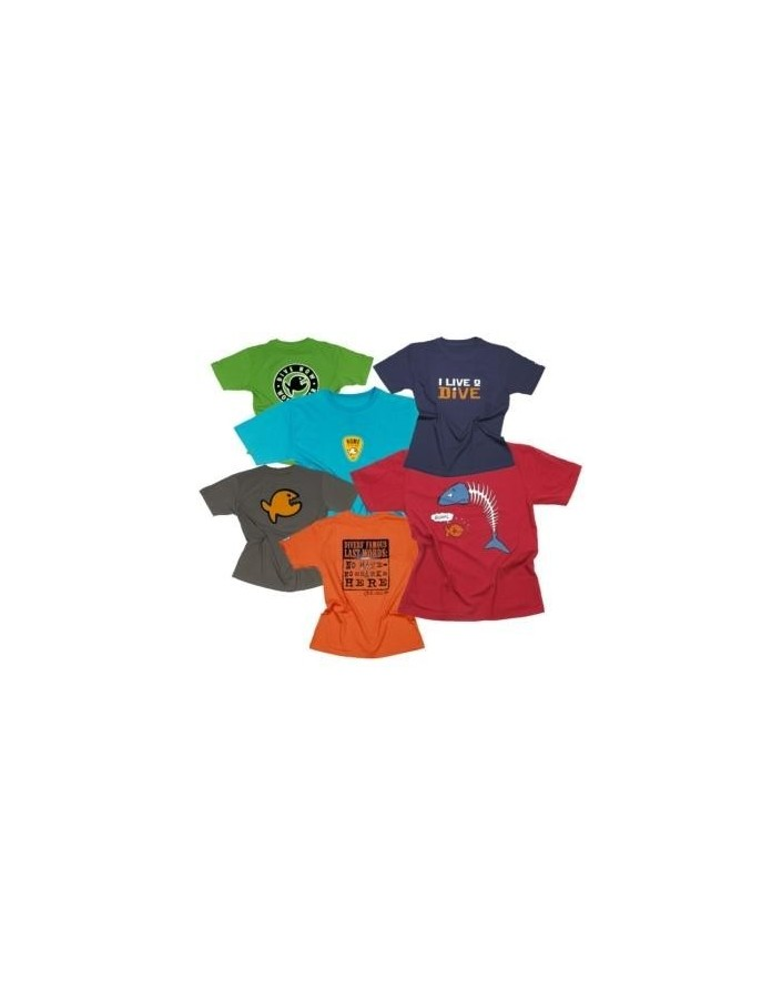 iQ Fish Mens T
