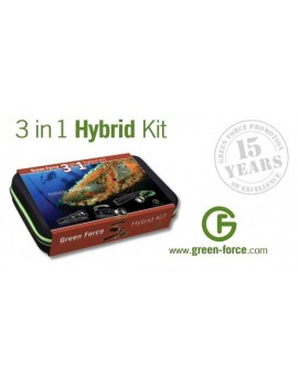 Green Force 3 in 1 Hybrid 8 Kit