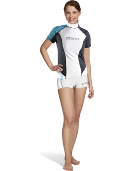 Mares Rash Guard Loose Fit She Dives LM
