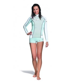 Mares Rash Guard Trilastic Dames LM