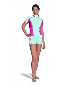 Mares Rash Guard Trilastic Dames KM