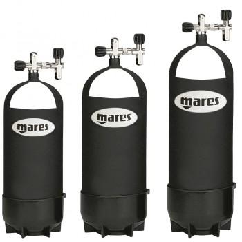 Mares Duikfles 10 Liter Dubbele Kraan 232 Bar