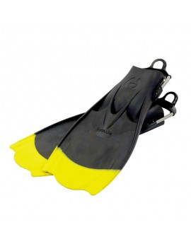 "Hollis F1 - ""Bat Fin"" Yellow Tip"