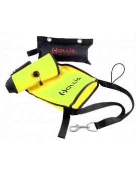 Hollis Safety Buoy Emergency Yellow 120 cm