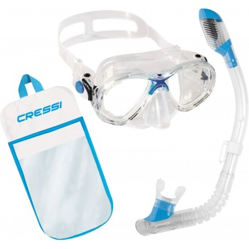 Cressi Marea Junior Mini Dry Snorkelset