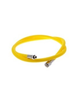 Cressi Regulator LP Yellow Hose 100cm