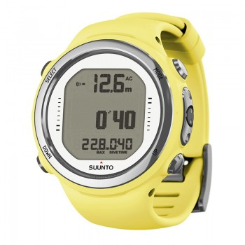 Suunto D4i Novo Sun + USB Interface