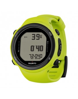 Suunto D4i Novo Lime + USB Interface